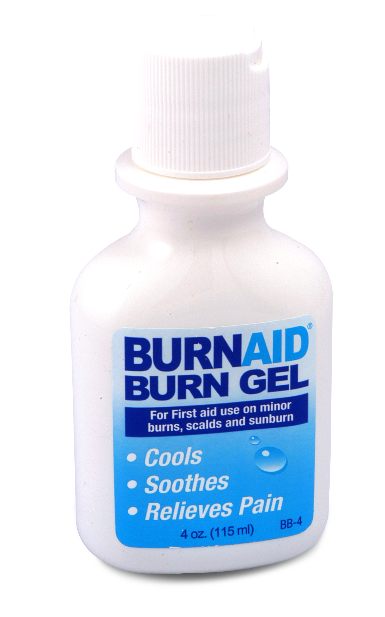 Cool Blaze Burn Gel 118ml Bottle image