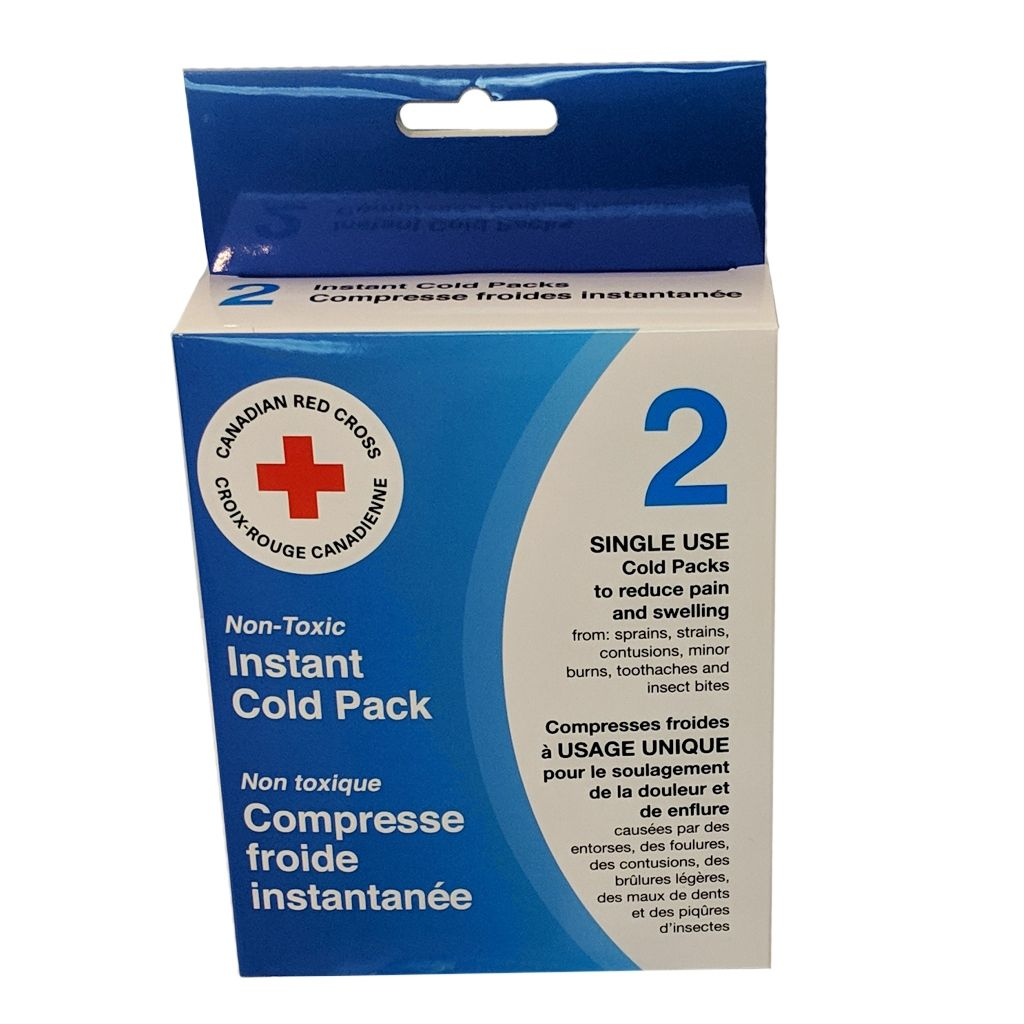 Small Instant Cold Pack (2 Pack) image