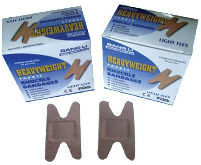 Heavy Duty Cloth Knuckle Bandage: Box of 40 image