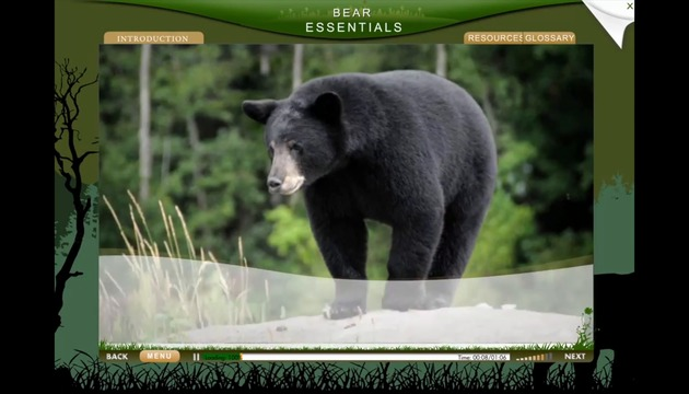Bear Awareness Online Training