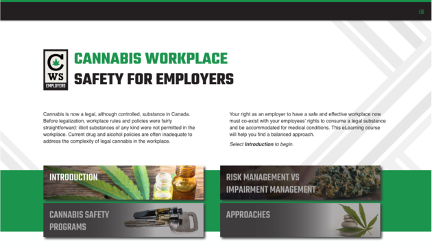 Cannabis Workplace Safety for Employers