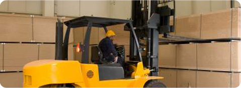 Forklift/Lift Truck Certification